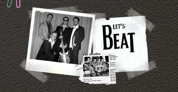Let's Beat - Live musik med hovedvgt p The Beatles